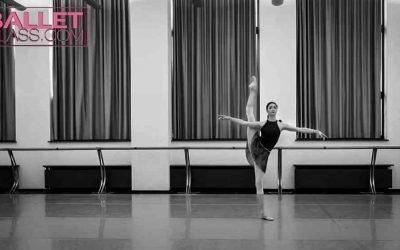 Alena Kovaleva Balletclass