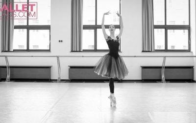 Ana Turazashvili Balletclass