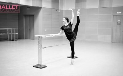 Maria Khoreva Ballet Class