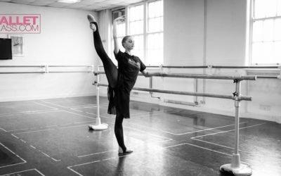 Natascha Mair Ballet Class