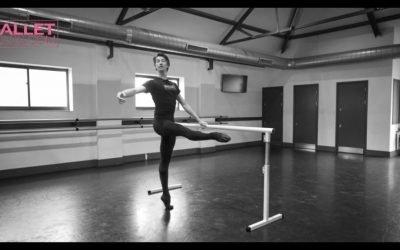 Vadim Muntagirov Ballet Class