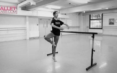 Sarah Kundi Balletclass 3