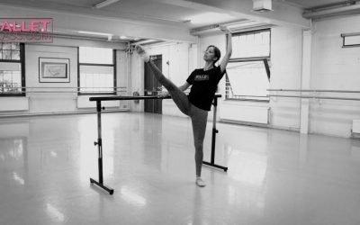 Sarah Kundi Ballet Class 4
