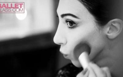 Ana Turazashvili Makeup Class